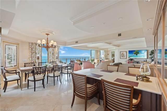 8231 Bay Colony Dr #1701, Naples, FL 34108 (#221045904) :: The Dellatorè Real Estate Group