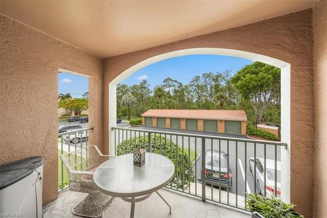 1235 Wildwood Lakes Blvd 4-201, Naples, FL 34104 (MLS #221046021) :: Crimaldi and Associates, LLC