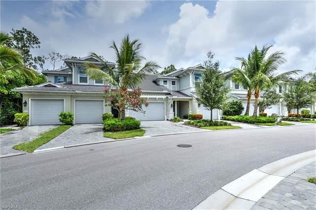 6981 Avalon Cir #1202, Naples, FL 34112 (MLS #221046077) :: Realty Group Of Southwest Florida