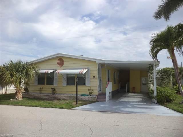 9 Moorhead Mnr #9, Naples, FL 34112 (MLS #221046233) :: Crimaldi and Associates, LLC