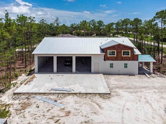 13580 Old Livingston Rd, Naples, FL 34109 (MLS #221046901) :: Realty World J. Pavich Real Estate
