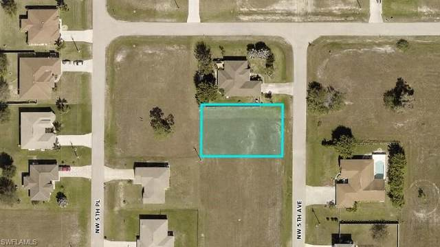 1708 NW 5th Ave, Cape Coral, FL 33993 (MLS #221047191) :: Clausen Properties, Inc.