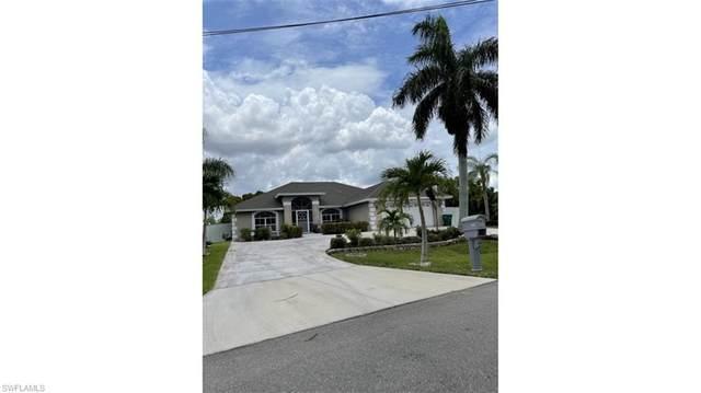 3332 SE 22nd Pl, Cape Coral, FL 33904 (MLS #221047261) :: Team Swanbeck