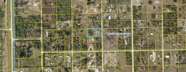 720 N Coral St, Clewiston, FL 33440 (#221047454) :: Earls / Lappin Team at John R. Wood Properties