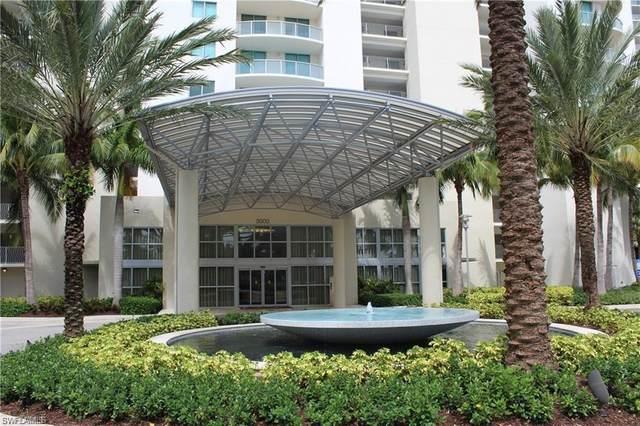 3000 Oasis Grand Blvd #705, Fort Myers, FL 33916 (MLS #221048200) :: Florida Homestar Team