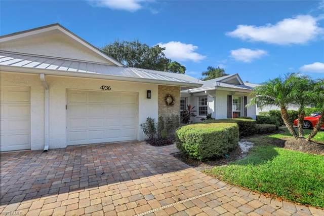 4736 West Blvd E-3, Naples, FL 34103 (#221048384) :: Earls / Lappin Team at John R. Wood Properties