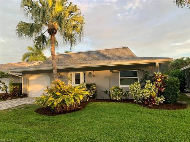 3 Crooked Ln #23, Naples, FL 34112 (MLS #221048500) :: Realty World J. Pavich Real Estate