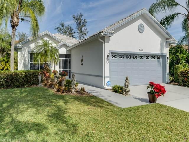 8242 Laurel Lakes Blvd, Naples, FL 34119 (#221048839) :: Southwest Florida R.E. Group Inc