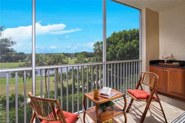7655 Pebble Creek Cir #304, Naples, FL 34108 (MLS #221048896) :: Clausen Properties, Inc.