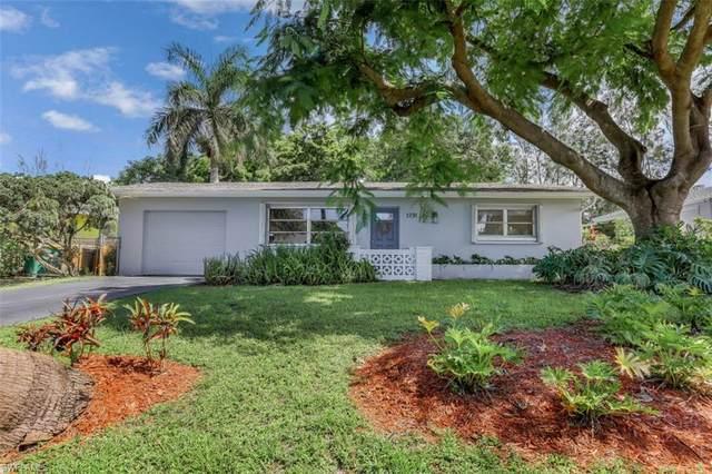 1291 Hilltop Dr, Naples, FL 34103 (MLS #221049340) :: Crimaldi and Associates, LLC
