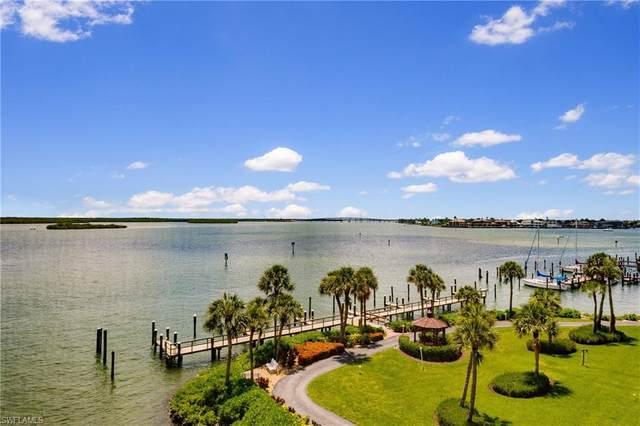 1085 Bald Eagle Dr E501, Marco Island, FL 34145 (MLS #221049934) :: Avantgarde