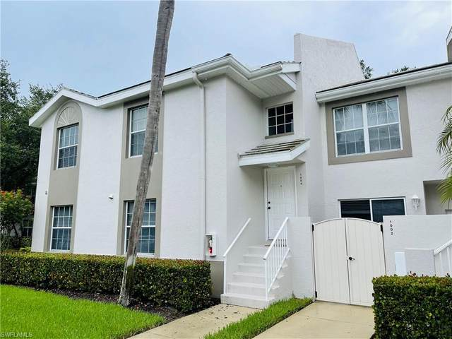 3740 Fieldstone Blvd #1004, Naples, FL 34109 (MLS #221050030) :: Realty One Group Connections
