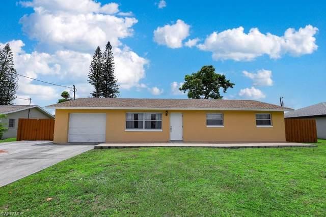 229 SE 7th Pl, Cape Coral, FL 33990 (MLS #221050493) :: Premiere Plus Realty Co.