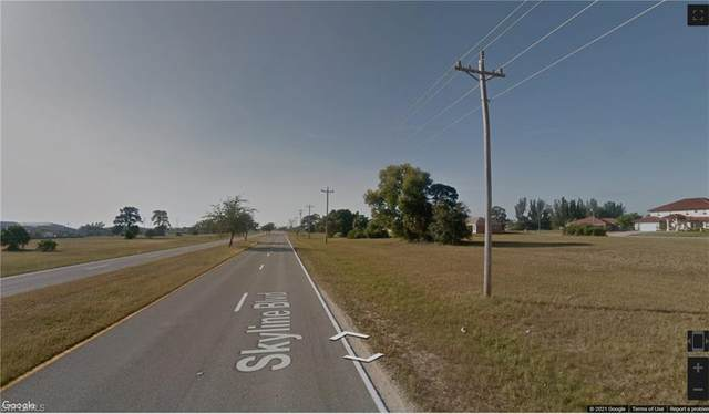 1404 Skyline Blvd, Cape Coral, FL 33991 (#221050551) :: We Talk SWFL