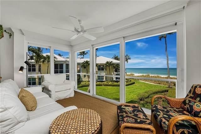 2601 Gulf Shore Blvd N #14, Naples, FL 34103 (MLS #221050574) :: Florida Homestar Team