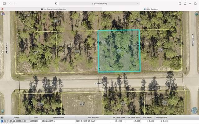 3205 E 23rd St, Alva, FL 33920 (#221050995) :: Earls / Lappin Team at John R. Wood Properties