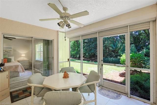 3930 Leeward Passage Ct #101, Bonita Springs, FL 34134 (#221051499) :: The Dellatorè Real Estate Group