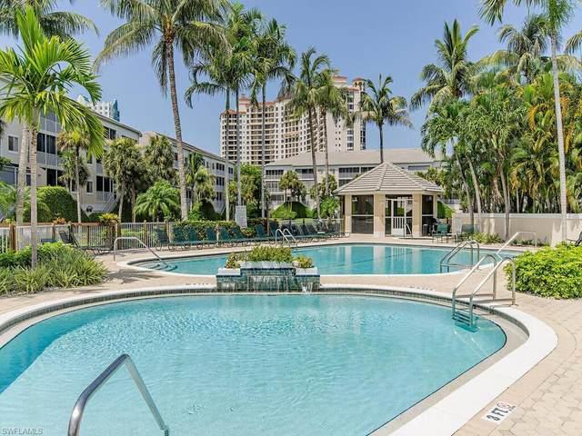 7709 Pebble Creek Cir 6-101, Naples, FL 34108 (MLS #221051518) :: Clausen Properties, Inc.