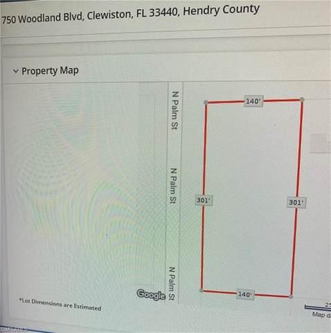 750 Woodland Blvd, Clewiston, FL 33440 (#221051795) :: Earls / Lappin Team at John R. Wood Properties