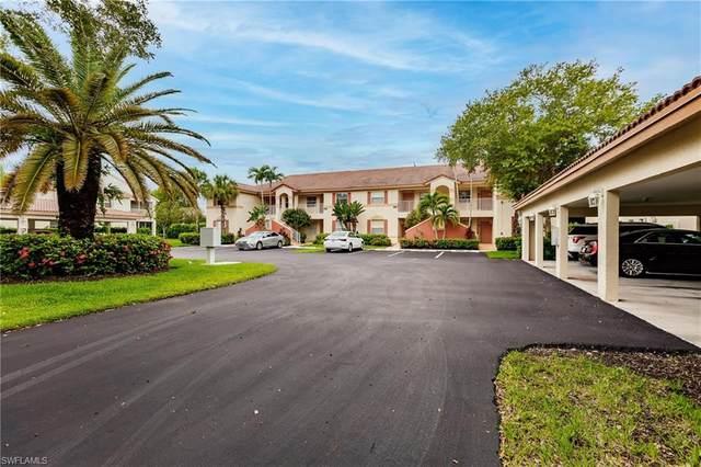 6605 Huntington Lakes Cir #101, Naples, FL 34119 (#221052169) :: Southwest Florida R.E. Group Inc