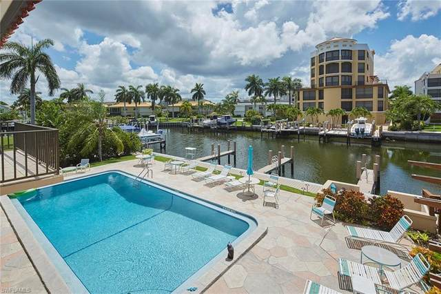 911 Huron Ct #5, Marco Island, FL 34145 (MLS #221052208) :: Medway Realty