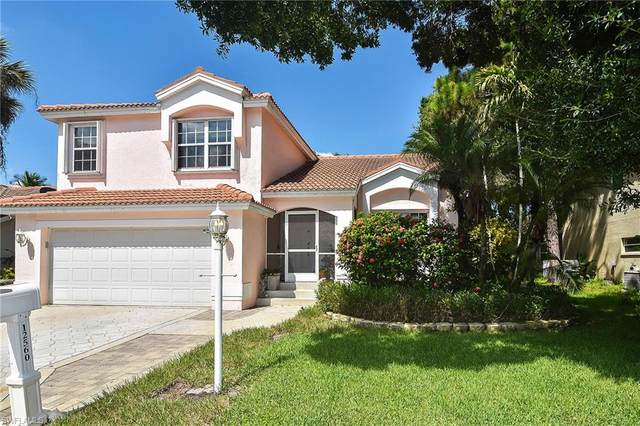 12560 Eagle Pointe Cir, Fort Myers, FL 33913 (MLS #221052294) :: Florida Homestar Team