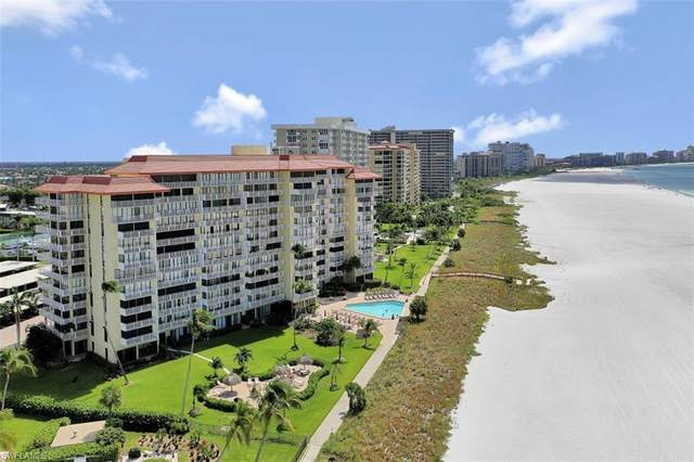 180 Seaview Ct #1003, Marco Island, FL 34145 (MLS #221052463) :: Realty Group Of Southwest Florida