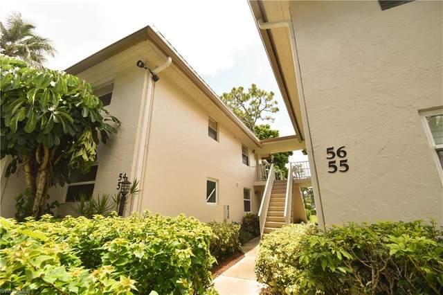 1549 Sandpiper St #54, Naples, FL 34102 (MLS #221052883) :: Medway Realty
