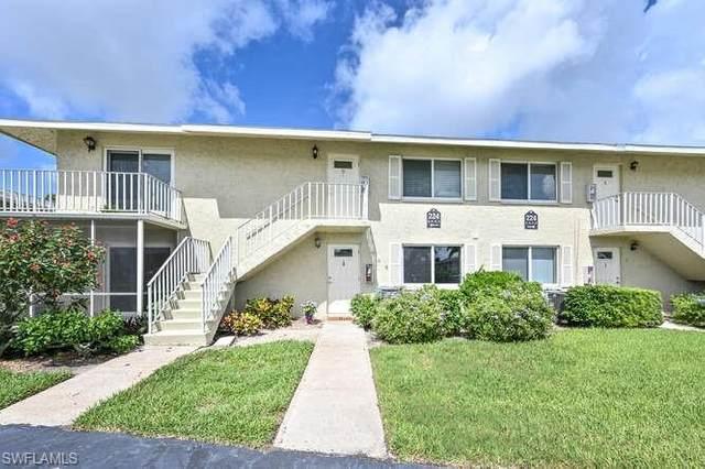 224 Palm Dr 46-3, Naples, FL 34112 (MLS #221052927) :: MVP Realty and Associates LLC