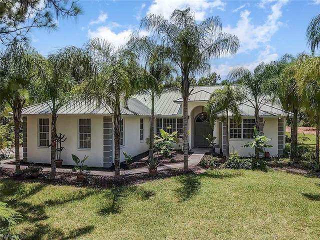 6106 Copper Leaf Ln, Naples, FL 34116 (MLS #221053064) :: The Naples Beach And Homes Team/MVP Realty