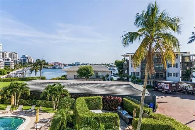 3410 Gulf Shore Blvd N #306, Naples, FL 34103 (#221053192) :: REMAX Affinity Plus