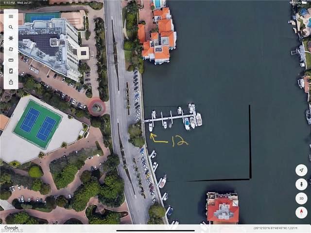 4450 Gulf Shore Blvd N #12, Naples, FL 34103 (MLS #221053210) :: Medway Realty
