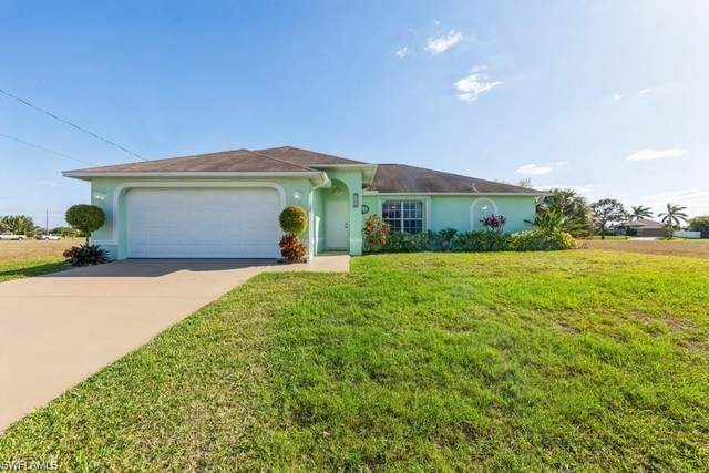 2734 NW 10th Ter, Cape Coral, FL 33993 (MLS #221053249) :: The Naples Beach And Homes Team/MVP Realty