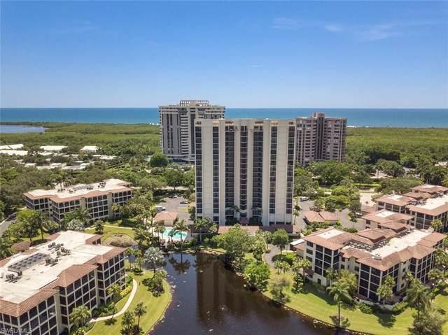 6000 Pelican Bay Blvd Ph-1, Naples, FL 34108 (MLS #221053290) :: Clausen Properties, Inc.
