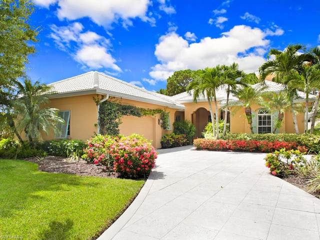 740 Ashburton Dr, Naples, FL 34110 (MLS #221053381) :: Realty One Group Connections