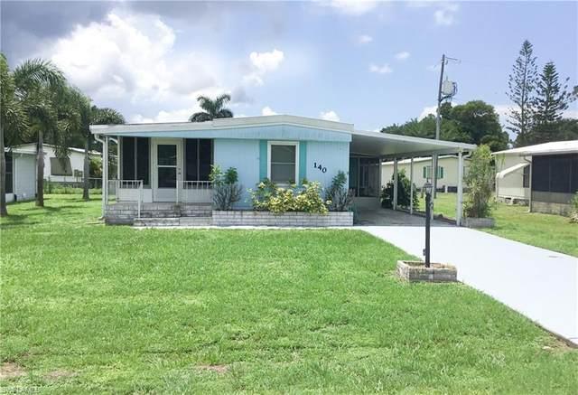 140 Sugar Loaf Ln, Naples, FL 34114 (MLS #221053467) :: Crimaldi and Associates, LLC