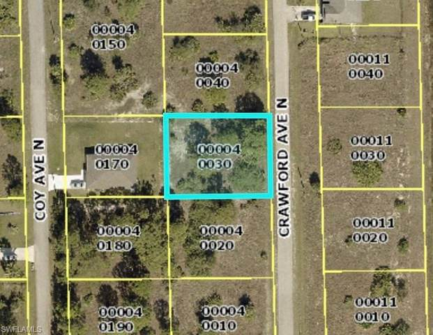 1905 Crawford Ave N, Lehigh Acres, FL 33971 (#221053513) :: REMAX Affinity Plus