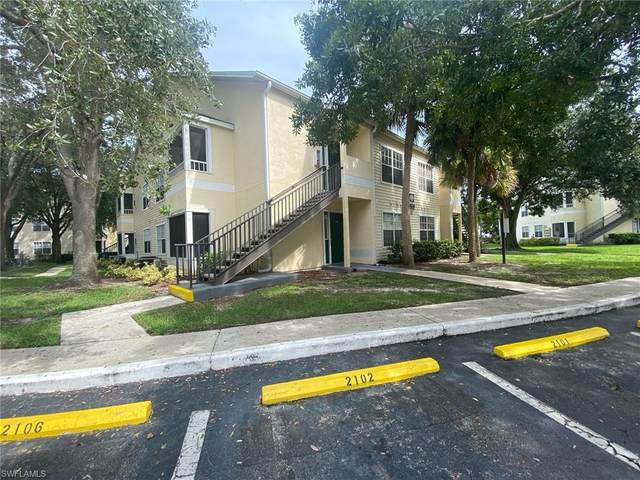 2048 Rookery Bay Dr #2105, Naples, FL 34114 (#221053804) :: REMAX Affinity Plus