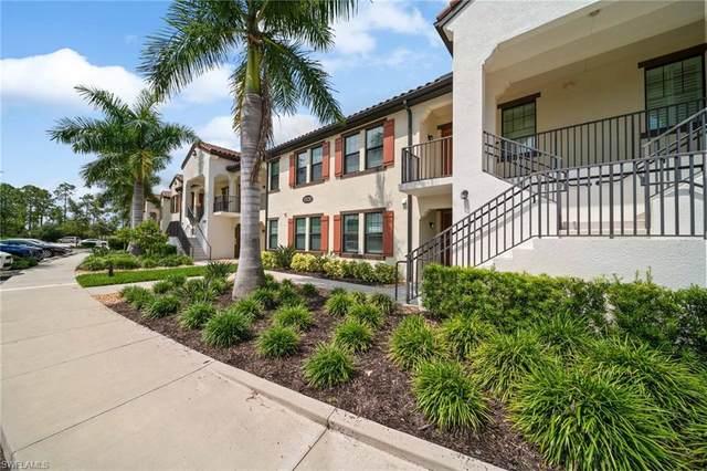 15130 Palmer Lake Cir #104, Naples, FL 34109 (MLS #221053834) :: Clausen Properties, Inc.