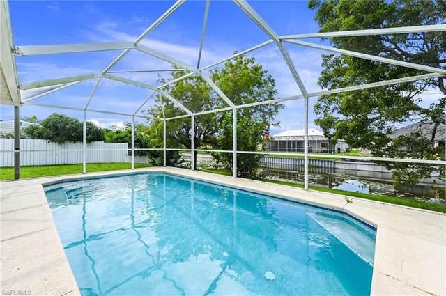1222 SW 20th Ave, Cape Coral, FL 33991 (MLS #221053963) :: Dalton Wade Real Estate Group