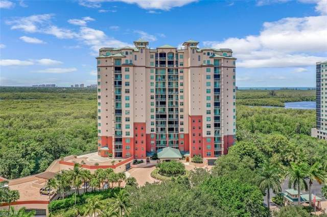 445 Cove Tower Dr #1104, Naples, FL 34110 (#221054091) :: Equity Realty