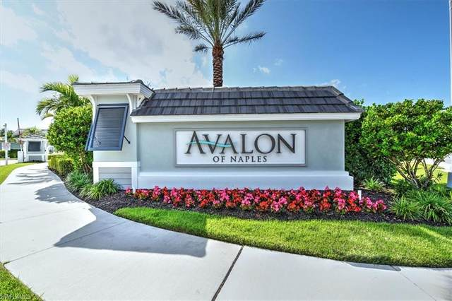 6972 Avalon Cir #1005, Naples, FL 34112 (MLS #221054251) :: Crimaldi and Associates, LLC