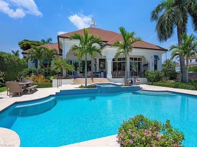 4225 Gordon Dr, Naples, FL 34102 (#221054276) :: Equity Realty