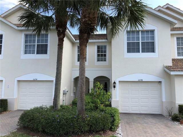 1078 Albany Ct #192, Naples, FL 34105 (MLS #221054608) :: Medway Realty