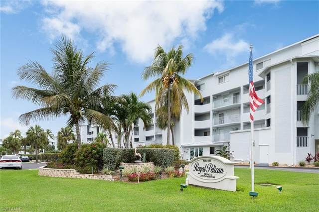 4521 Bay Beach Ln #124, Fort Myers Beach, FL 33931 (MLS #221054757) :: Coastal Luxe Group Brokered by EXP
