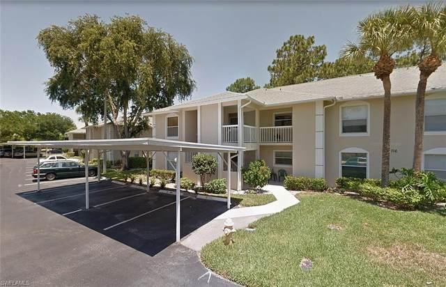 716 Landover Cir #201, Naples, FL 34104 (MLS #221054940) :: Medway Realty