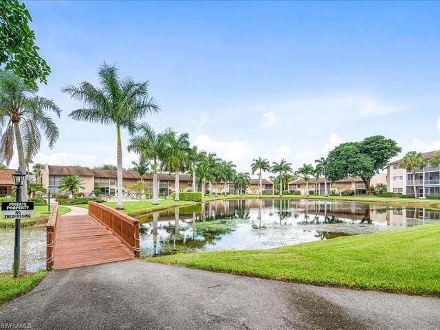 185 Cypress Way E A-106, Naples, FL 34110 (#221055081) :: The Dellatorè Real Estate Group