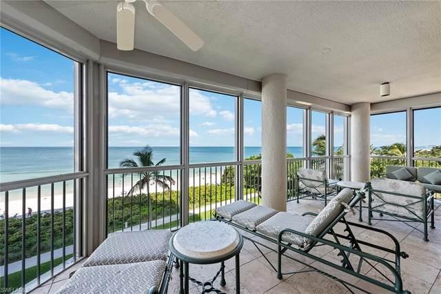 4951 Gulf Shore Blvd N #203, Naples, FL 34103 (MLS #221055087) :: Premier Home Experts
