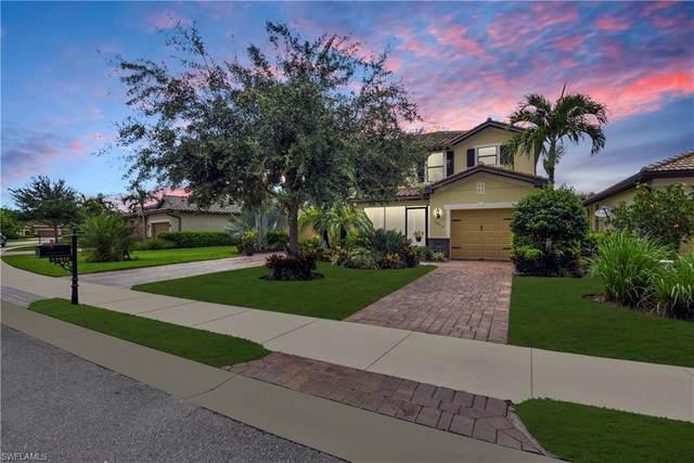 13512 White Crane Pl, Estero, FL 33928 (#221055186) :: The Dellatorè Real Estate Group