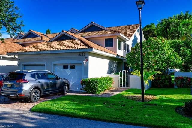 5125 Cedar Springs Dr #204, Naples, FL 34110 (#221055338) :: Equity Realty